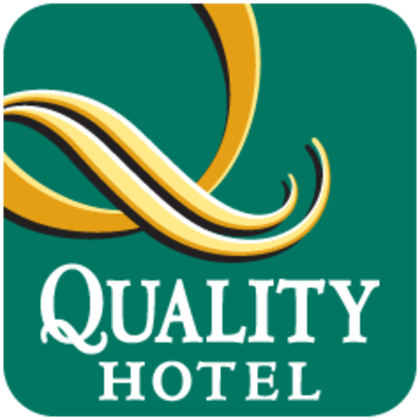 Medium quality hotel logo